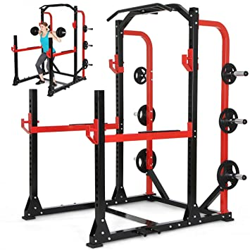 cage multifonction musculation