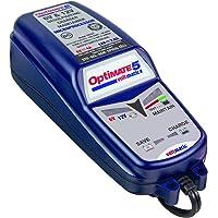 OptiMATE TM-220 laadt automatisch 6 V en 12 V batterijen, blauw, 5 voltMATIC 4 A 2,8 A