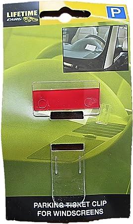 Parkschein Clip Halterung Für Windschutzscheibe Auto Design Auto