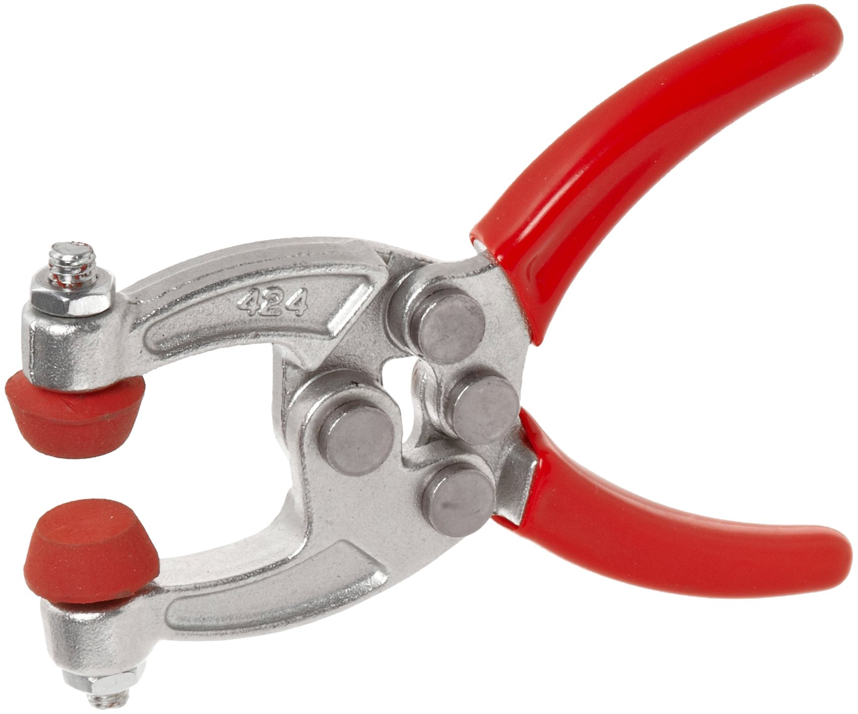 DE-STA-CO 424-2 Squeeze-Action Clamp by De-Sta-Co