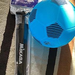 Amazon Amazon Co Jp 限定カラー ミカサ ボール用 空気入れ オリジナルハンドポンプ ブラック Aphl Az ミカサ スポーツ アウトドア
