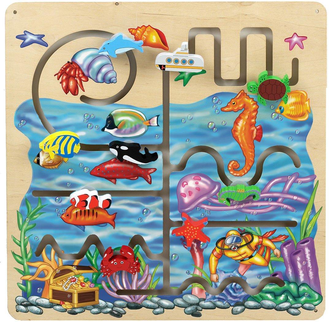Sea Life Pathfinder Panel