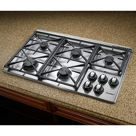 Amazoncom Dacor Rgc304sng Renaissance 30 Gas Cooktop In