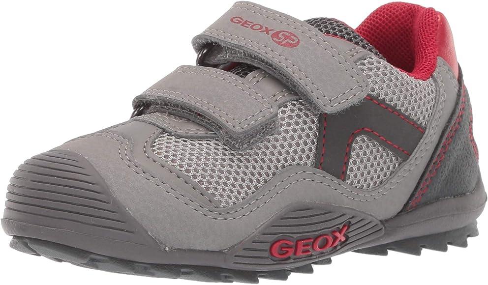 Geox Kids' Atreus Boy 1 Sp Durable Sneaker