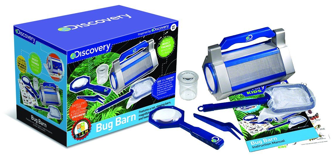 Discovery Channel - Bug Barn