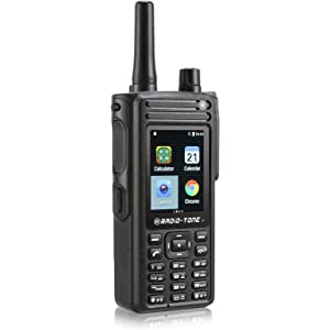 Ship from CA,US Radio-tone RT4 4G LTE Android 6.0 WiFi PTT Zello