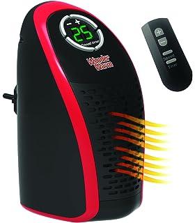 Calentador eléctrico Wonder Warm de 400 W de DMC Shop, con temperatura de 15 a