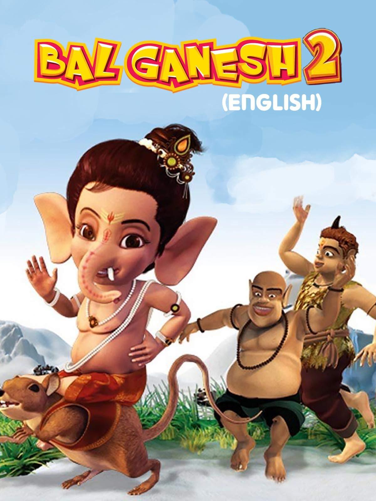 Bal Ganesh 2 (English)