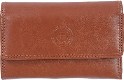 Club Rochelier Zip Around Clutch Wallet with Tab