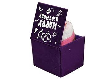 Buy Lilone Happy Birthday Surprise Gift Music Box Purple Online At
