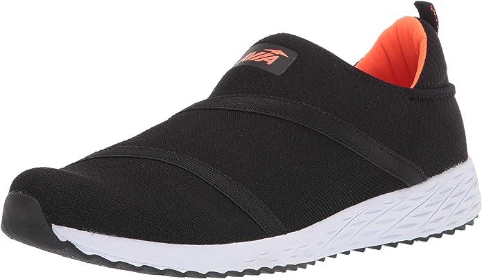Avia Avi-Culture Tenis para hombre, Negro (Negro/F Coral), 44.5 EU: Amazon.es: Zapatos y complementos