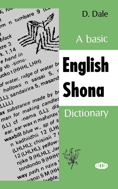 Basic English Shona Dictionary (Afro Asiatic Languages