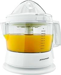 Juiceman Citrus Juicer, White, CJ630-2J