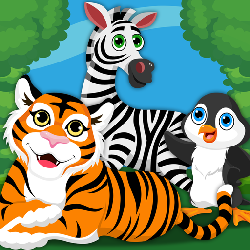 Animal World by Playrific - Mammals, Birds, Reptiles, and Fish from Planet (Mammals Animals)