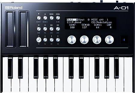 Roland a-01K Boutique Midi Controlador/Synth Plus k25m ...