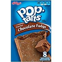 Kellogg's Pop-Tarts Frosted Chocolate Fudge Toaster Pastries 8 ct