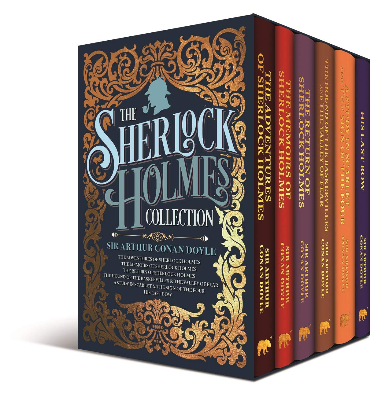 The Sherlock Holmes Collection by Sir Arthur Conan Doyle