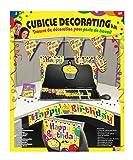 Forum Novelties Happy Birthday Cubicle Décor, Multicolor