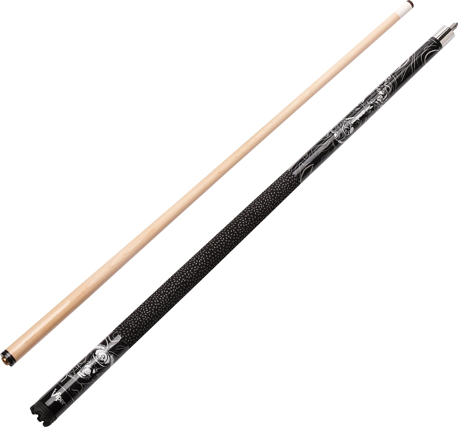 Viper Revolution 58'' 2-Piece Billiard/Pool Cue, Rider, 21 Ounce