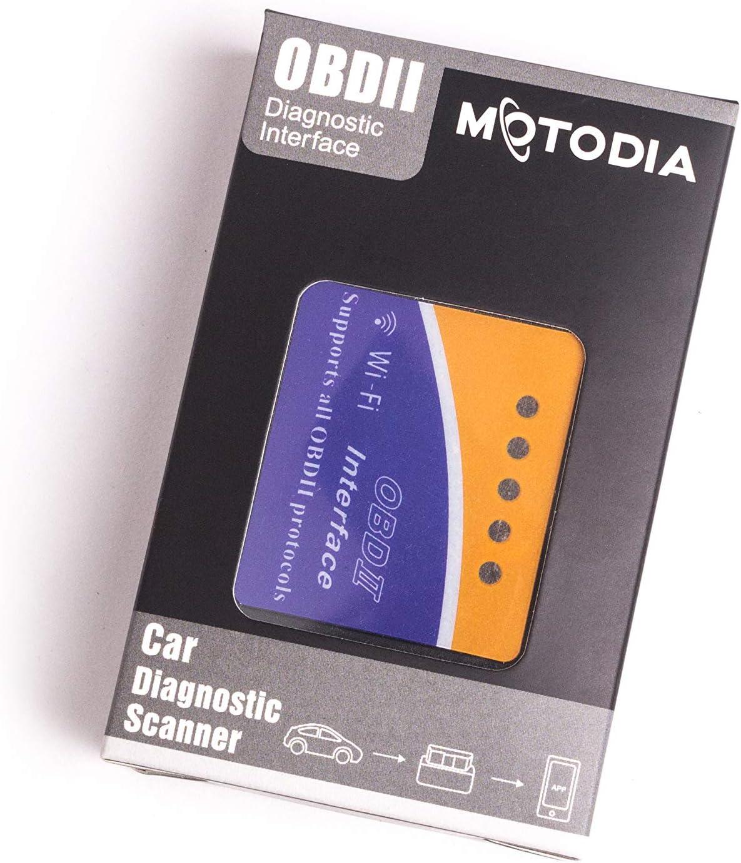 Outil de diagnostic B1 pour lecture de code OBD2 avec fonction WiFi MotoDia