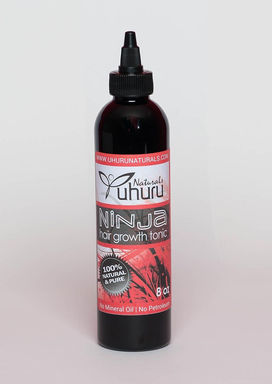 Amazon.com: uhuru Naturals Ninja el crecimiento del cabello ...