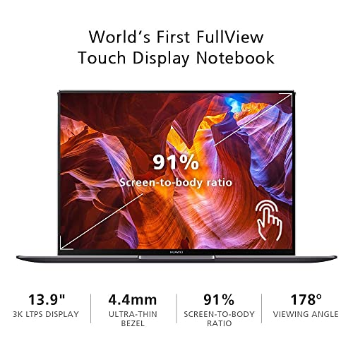 Huawei Matebook X Pro best laptop for photo editing