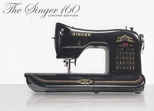 Singer Edición 160 Aniversario - Máquina de Coser computerizada ...