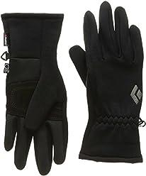 Black Diamond Lightweight Wooltech Gloves /& Cooling Towel Bundle