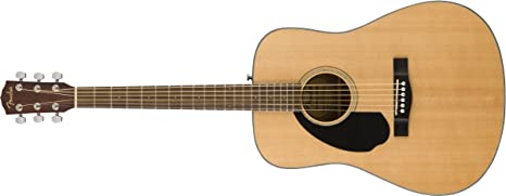 Fender CD-60S LH - Guitarra acústica para zurdos: Amazon.es ...
