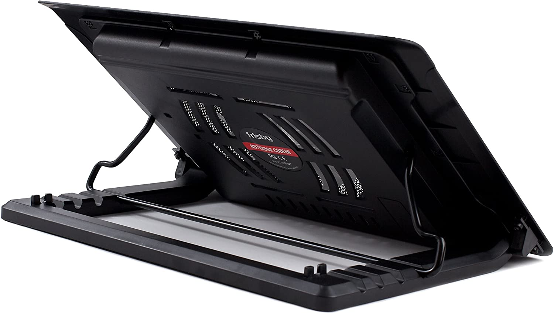 Laptop//Notebook//Netbook Quiet Cooling Cooler Frisby FNC-35ST Adjustable USB LED Light Fan