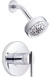 danze d510558t parma single handle shower trim kit 25 gpm valve not included