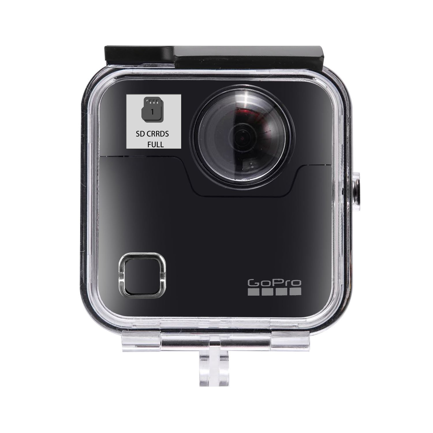 Amazon.com : Waterproof Housing Case for Gopro Fusion ...