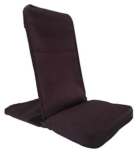 Sensational Original Backjack Floor Chair Portable Xl Size Purple Bralicious Painted Fabric Chair Ideas Braliciousco
