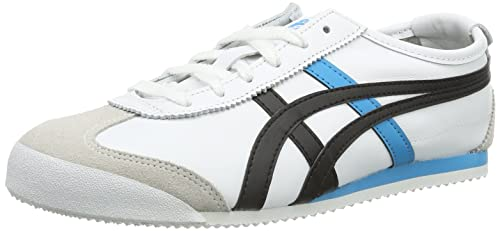Onitsuka Tiger Mexico 66 - Zapatillas para Mujer, Color weiß (White), Talla 49: Amazon.es: Zapatos y complementos