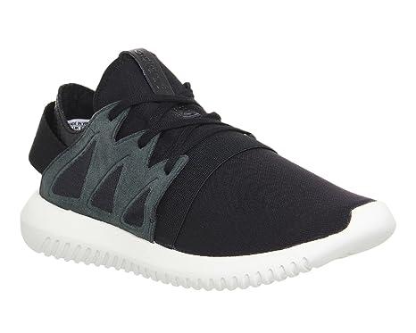78d396855b97 Amazon.com  adidas Tubular Viral Womens Sneakers Black  Clothing