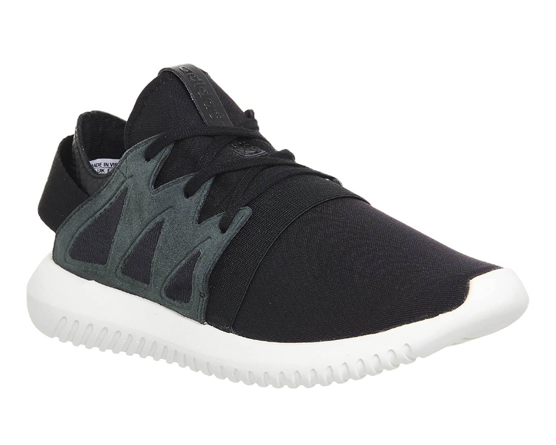 buy popular ee419 5de7b Amazon.com adidas Tubular Viral Womens Sneakers Black Clothi