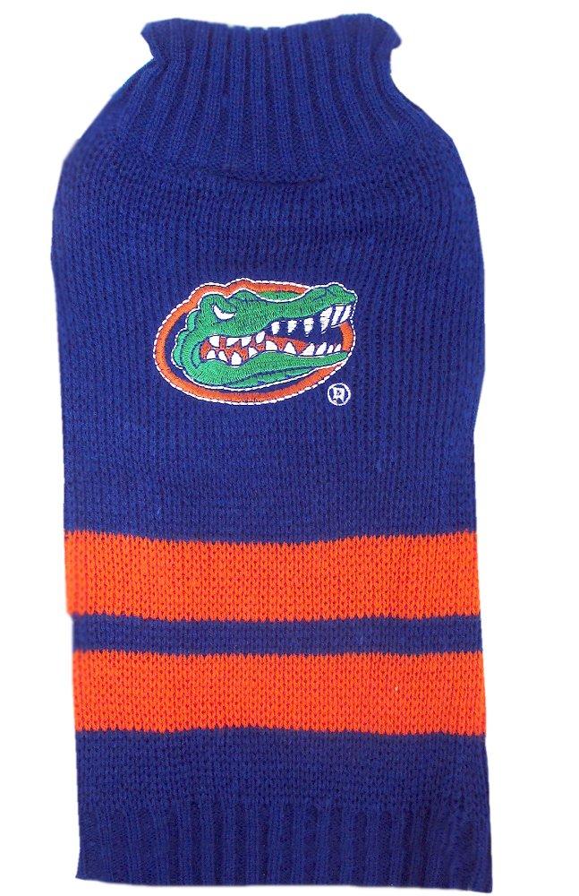 Medium Pets First Florida Gators Dog Sweater