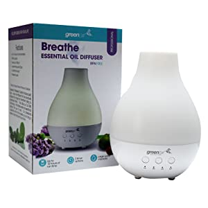 Essential Oil Diffuser by breathe Essential