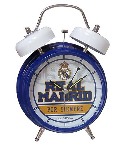 Real Madrid DM-11-RM Despertador Musical Himno