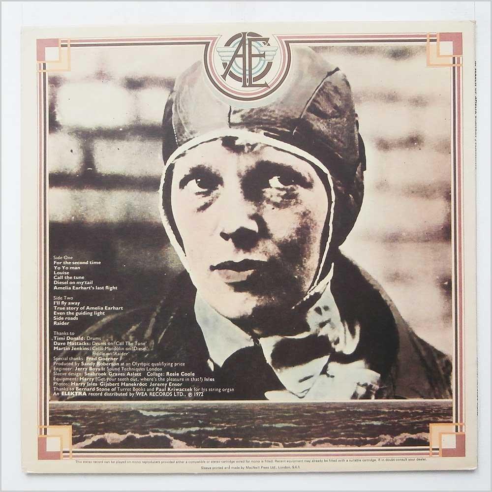 Resultado de imagen de Amelia Earhart plainsong