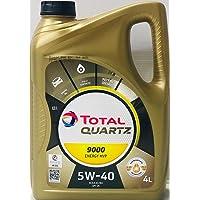 Total Quartz 9000 5W-40 ENERGY MVP 4LTR 15,000 KMs