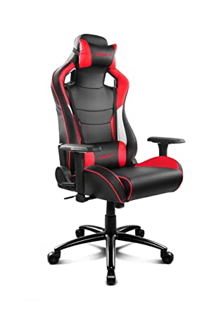 Drift DR400BR - Silla Gaming, Color Negro y Rojo: Drift: Amazon.es: Informática