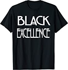 Black Excellence T-Shirt Love The Skin You're In Black Owned