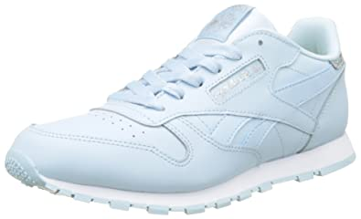 best website 9719e dfa89 Reebok Girls' Classic Leather Pastel Trainers