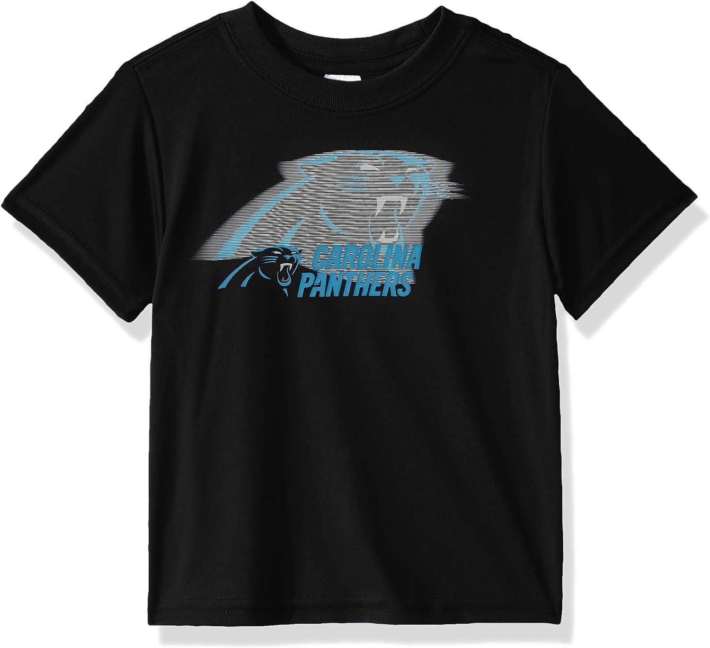 NFL Boys Short Sleeve Solid Logo Tee Shirt
