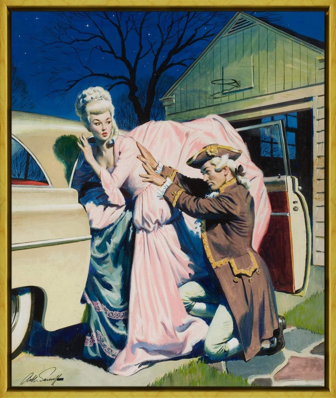 Berkin Arts Marco Arthur Saron Srnoff Giclee Lienzo Impresión Pintura Póster Reproducción Print (Sin titulo 2): Amazon.es: Hogar