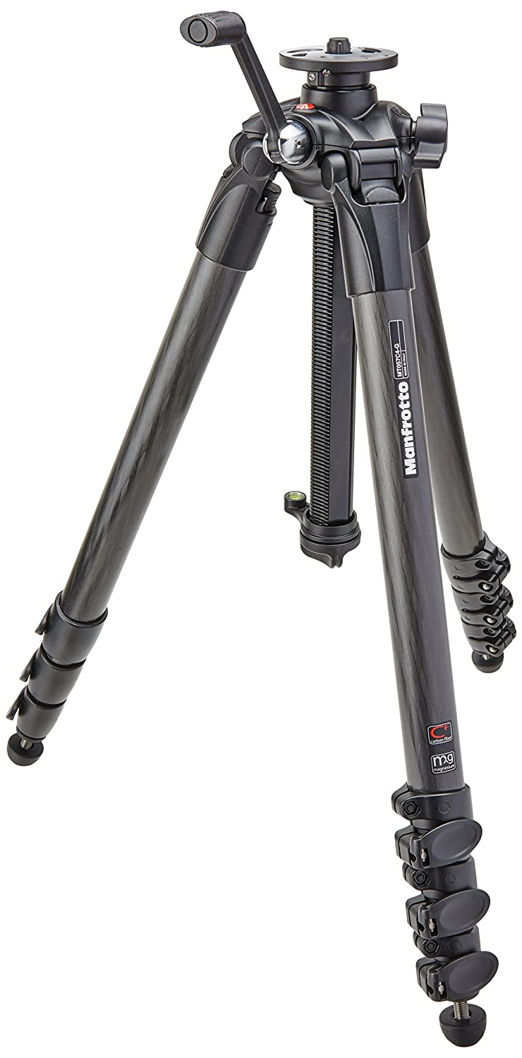 Manfrotto MT057C4-G 057 Carbon Fiber 4