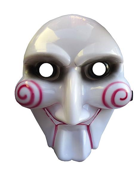 (Saw Mask) Un Personaje Aterrador De La Máscara De La Sierra: Amazon.es: Ropa y accesorios