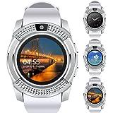 Padcod V8 Sports Smartwatch Bluetooth 4.0 Message Push, Sedentary Reminder, Pedometer, Sleep Monitoring