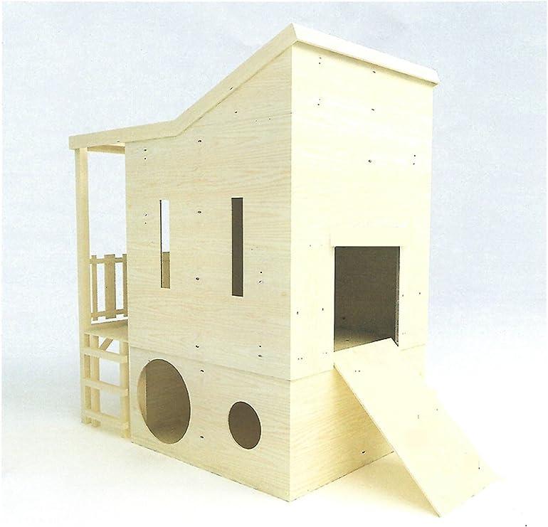 gegw casa la Design madera para niños: Amazon.es: Jardín